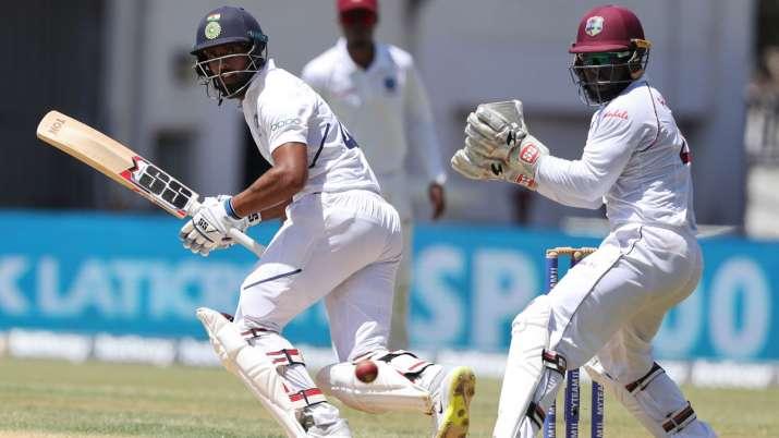 भारत बनाम वेस्टइंडीज, दूसरा टेस्ट: हनुमा विहारी का शानदार प्रदर्शन जारी, जड़ा अपना पहला टेस्ट शतक- India TV