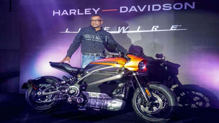 Harley Davidson launches BS-VI emission norm compliant...- India TV Paisa