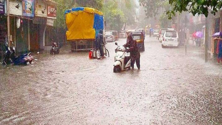 Heavy Rain- India TV