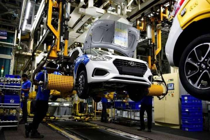 Auto Slowdown: Hyundai Motor India lists 'no production days'- India TV Paisa