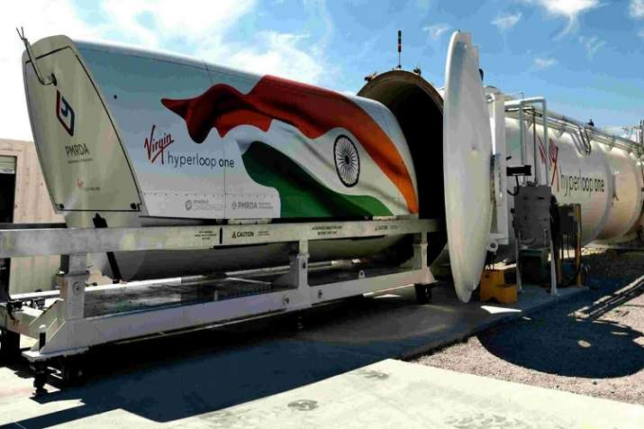 you can reach mumbai to pune in 35 minutes know about hyperloop project maharastra cabinet approved- India TV Paisa