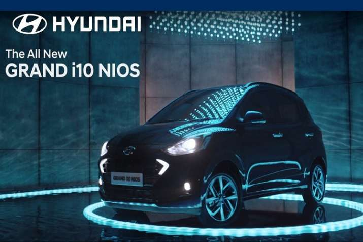 hyundai grand i10 nios unveiled in india bookings open- India TV Paisa