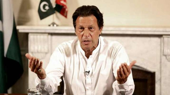 Imran Khan says India creating 'war-like' situation, MEA calls it a ploy | AP File- India TV