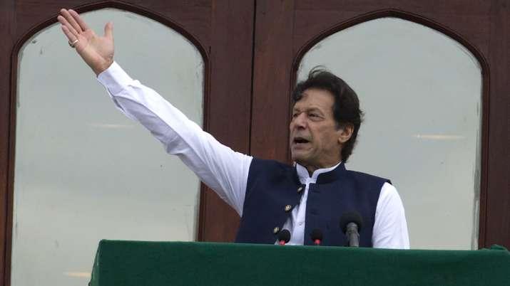 Pakistan PM Imran Khan criticizes world community for silence over Kashmir issue- India TV