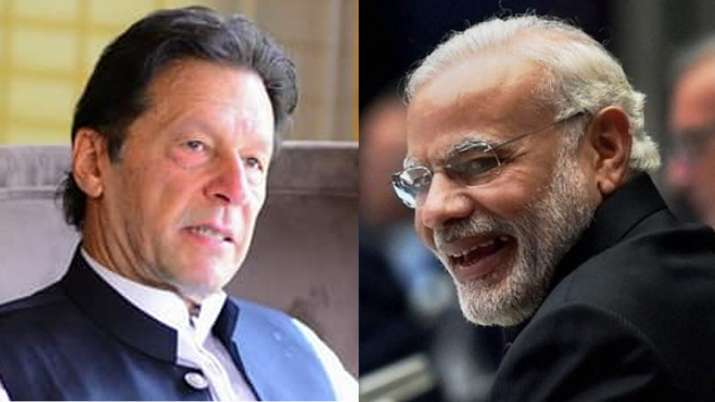 PM Narendra Modi and Imran Khan | PTI File/Facebook- India TV