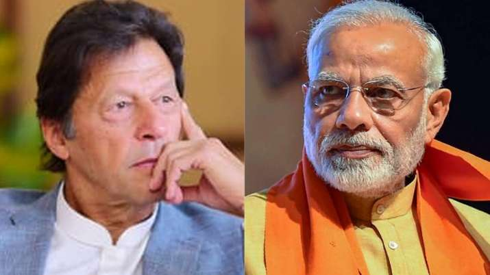 Pakistan PM Imran Khan asks party men to hold demonstrations in New York during PM Modi's visit- India TV