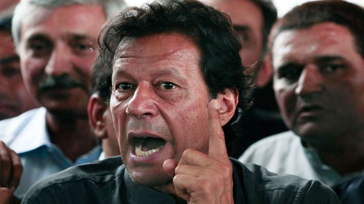 India's Kashmir move can lead to conventional war: Imran Khan- India TV