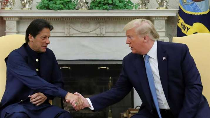 This is the time for Donald Trump to mediate on Kashmir...- India TV