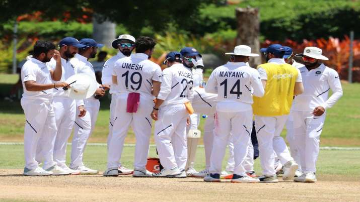 अभ्यास मैच: दूसरे दिन...- India TV