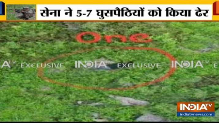 Indian Army offers Pakistan Army to take over the dead bodies of BAT army regulars and terrorists   - India TV