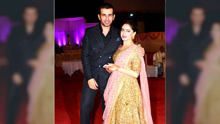Jay Bhanushali and Mahhi Vij- India TV