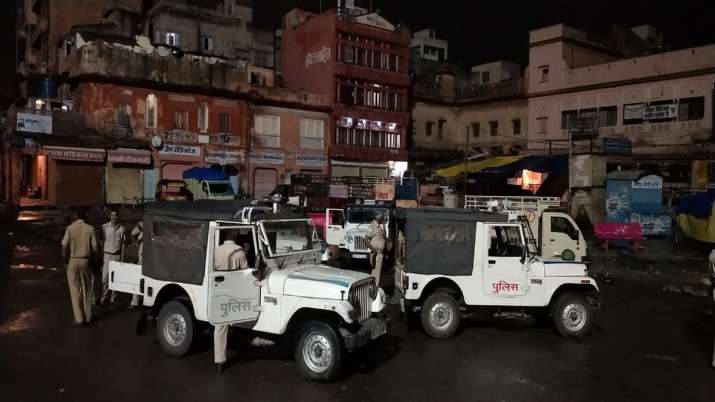 Law and order situation eroded in Jaipur Rajasthan- India TV