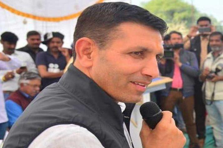 madhya pradesh minister jitu patwari- India TV