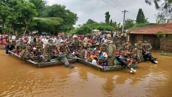 Holiday declared till 15 August in all schools and colleges in Karnataka due to heavy rainfall- India TV