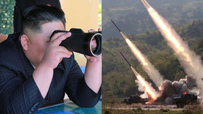 North Korea claims successful test of new rocket launch system | AP File- India TV