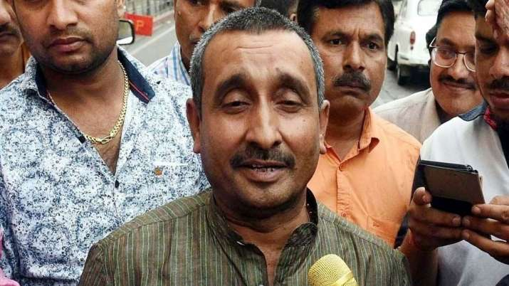 BJP kicked out Unnao rape case accused MLA Kuldeep Senger from party- India TV