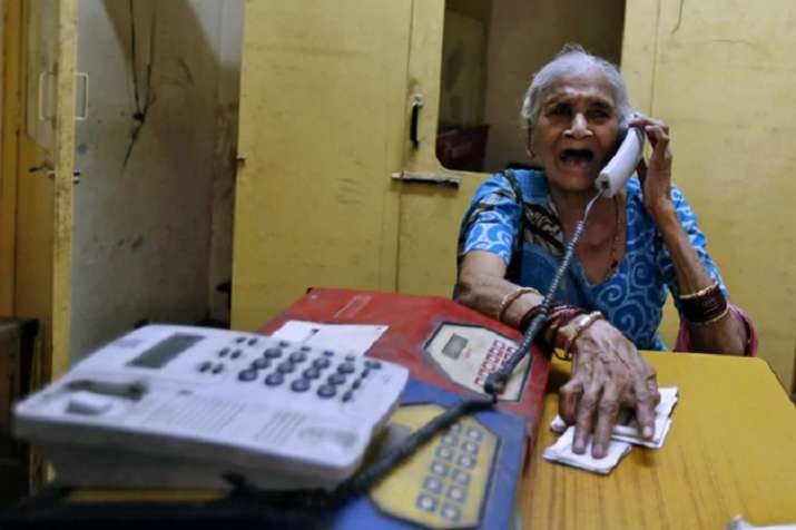 Landline telephone Users - India TV Paisa