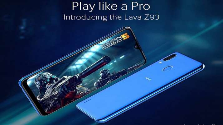 Lava Z93 launched in India for Rs 7,999- India TV Paisa