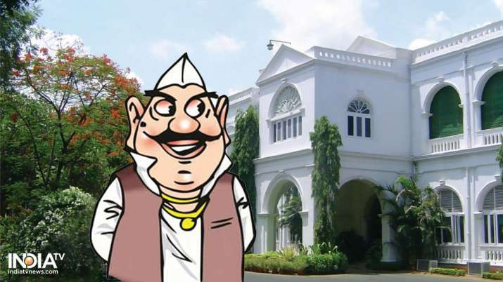 Residence of Ex Ministers- India TV