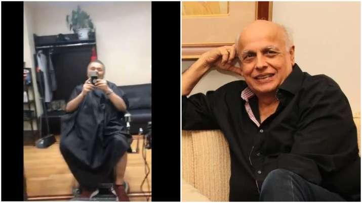 Rishi kapoor and mahesh bhatt- India TV
