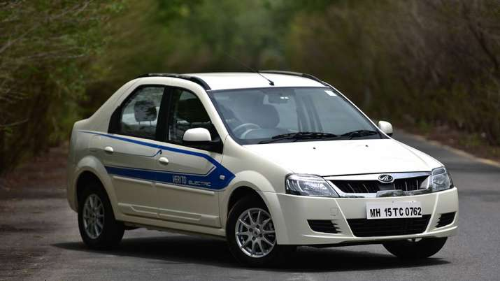 M&M plans to roll out three new electric vehicles- India TV Paisa