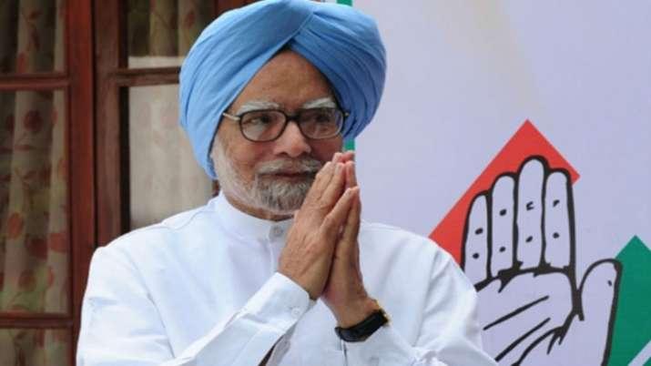 Manmohan Singh elected Rajya Sabha MP from Rajasthan- India TV
