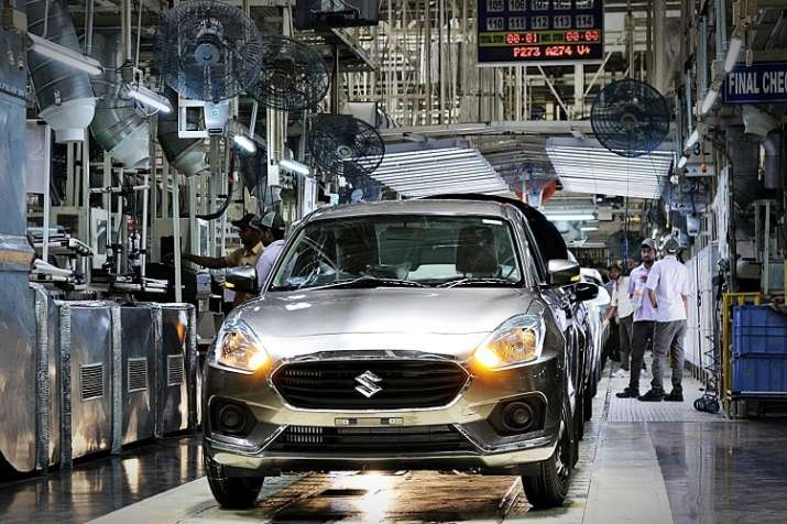 Maruti Suzuki cuts production by 25% in July, 6th month in a row - India TV Paisa