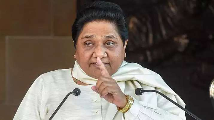 Narendra Modi Independence Day speech gives little hope for betterment of people's lives: Mayawati- India TV