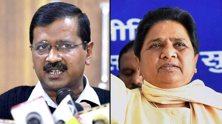 Mayawati targets Central and Delhi government for demolition of Guru Ravidas Temple- India TV