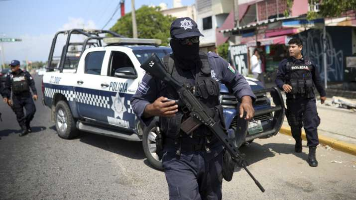 Mexico: 27 killed and 11 injured in arson attack on bar   AP- India TV
