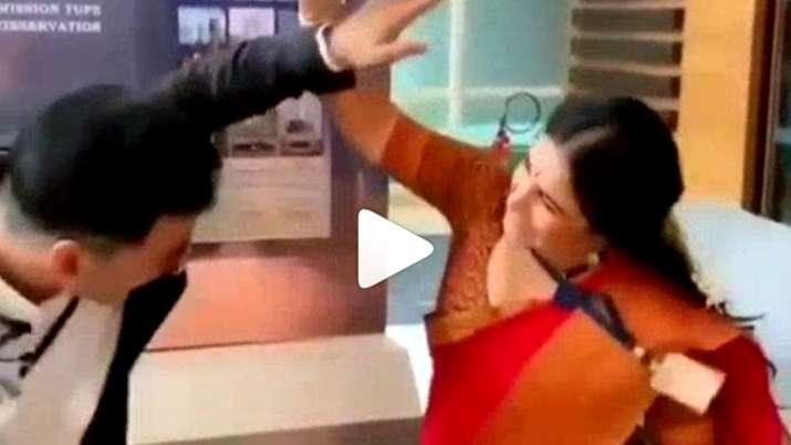 Akshay Kumar and Vidya Balan- India TV