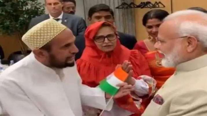 पेरिस में मोदी का 'सर्वधर्म' स्वागत, हताश पाकिस्तान ने पूछा-कितने पैसे लग गए इस ड्रामे पर?- India TV