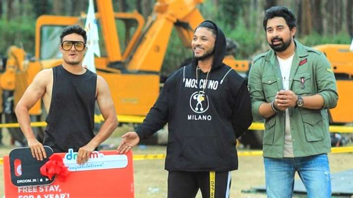 Arun Sharma wins the title of the 16th edition of Roadies Real Heroes- India TV