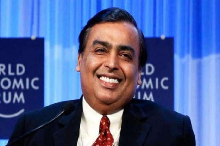 RIL Chairman and Managing Director Mukesh Ambani- India TV Paisa