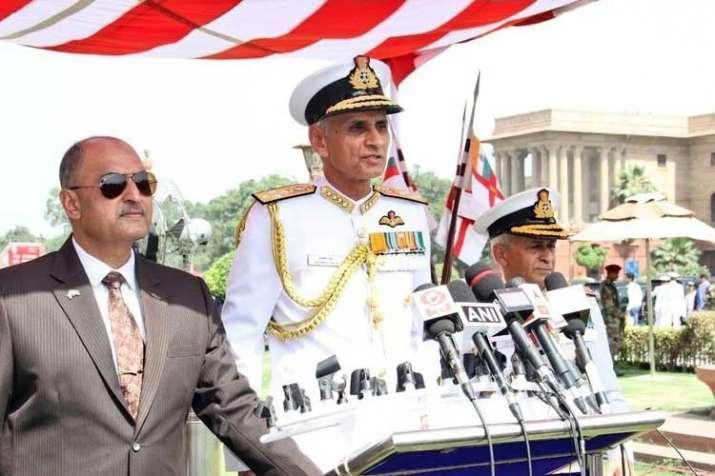 Navy Chief Admiral Karambir Singh- India TV
