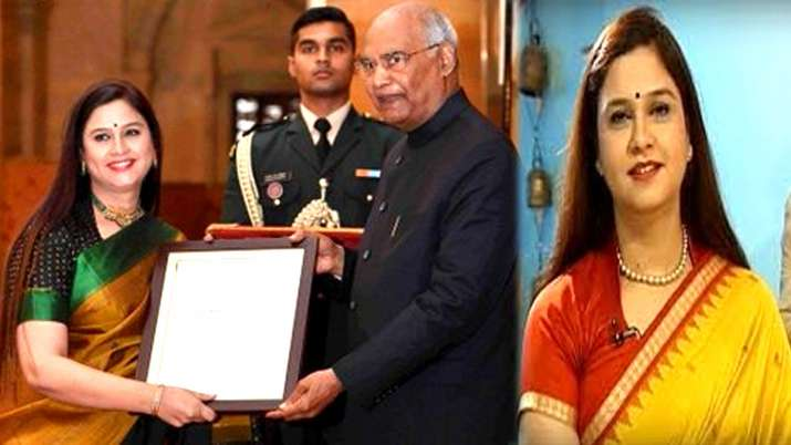 Neelum Sharma- India TV