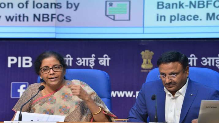 Finance Minister Nirmala Sitharaman on mega merger of public sector banks- India TV Paisa