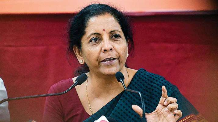 Rahul should have consulted Cong FMs before accusing govt of stealing RBI money, says sitharaman- India TV Paisa