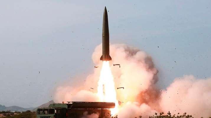 North Korea tests short-range ballistic missiles, says South Korea | AP File- India TV