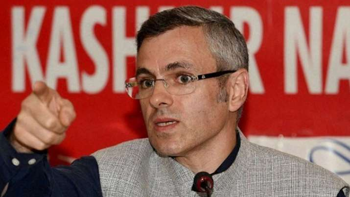 Omar Abdullah statement on removal of Article 370 and Jammu Kashmir Laddakh Union Territory- India TV