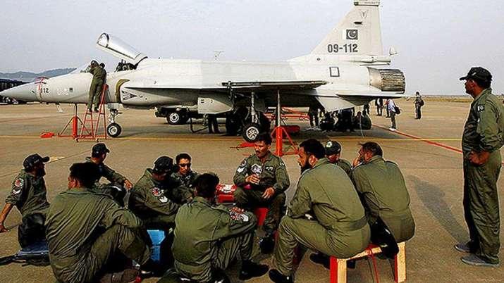 Pakistan deploying fighter jets to Skardu near Ladakh, India watching closely | AP Representational- India TV