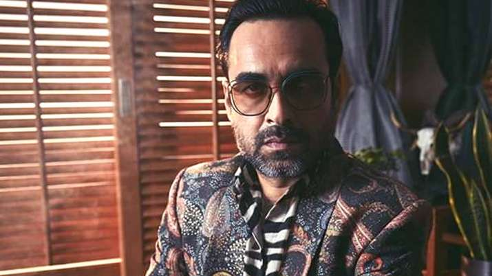 पंकज त्रिपाठी- India TV