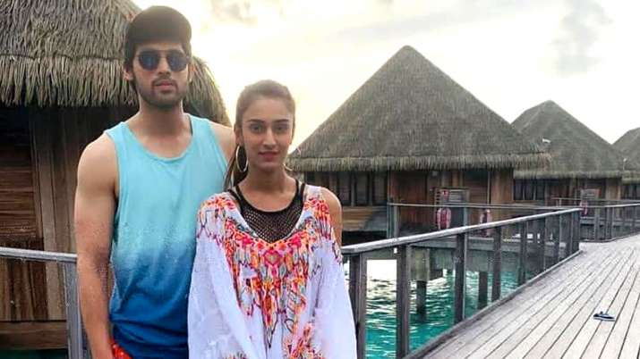 Parth Samthaan and Erica Fernandes- India TV