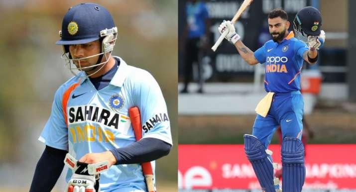 सोशल मीडिया पर सबसे ज्यादा फॉलो किए जाने वाले क्रिकेटर हैं कोहली, जानिए कौन है नंबर दो- India TV