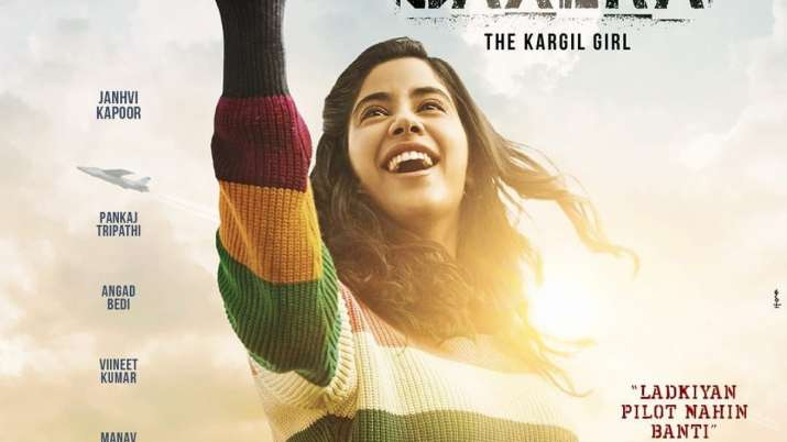 Gunjan Saxena -The Kargil Girl- India TV