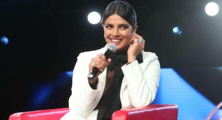 प्रियंका चोपड़ा- India TV