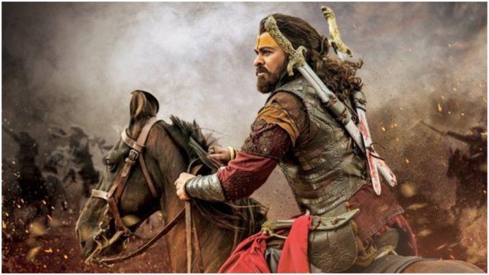 New poster of Chiranjeevi film Sye Raa Narasimha Reddy- India TV