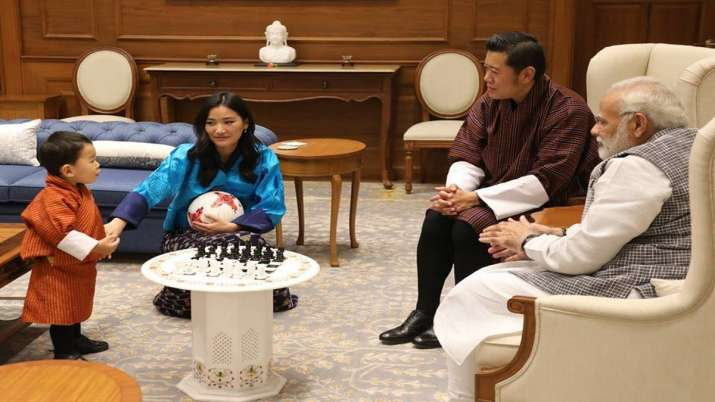 PRIME MINISTER NARENDRA MODI TO ROLL OUT RUPAY CARDS IN BHUTAN - India TV Paisa