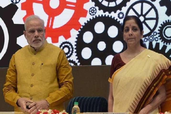Prime Minister Narendra Modi and Finance Minister Nirmala Sitharaman- India TV Paisa