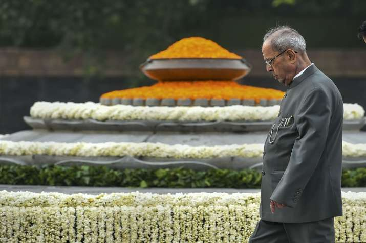 Pranab Mukherjee, Former President of India - India TV Paisa
